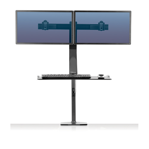 Extend™ Sit-Stand İkili Çalışma Platformu
