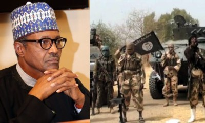 My government has weakened Boko Haram – Buhari says after Adamawa attack