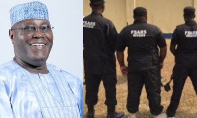 Atiku Abubakar calls for reform of SARS