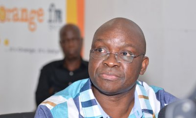 'Fayose is not qualified to be a member of the APC in Ekiti'