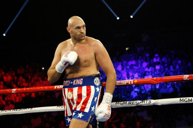 Tyson fury: 10 Facts to know about the heavyweight boxer