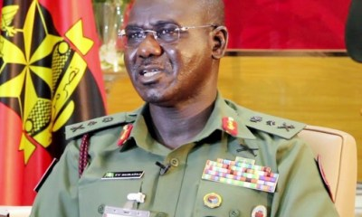 Buratai predicts when Boko Haram insurgency will end in Nigeria