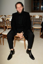 Derek Blasberg Giambattista Valli Spring 2014 Couture style.com