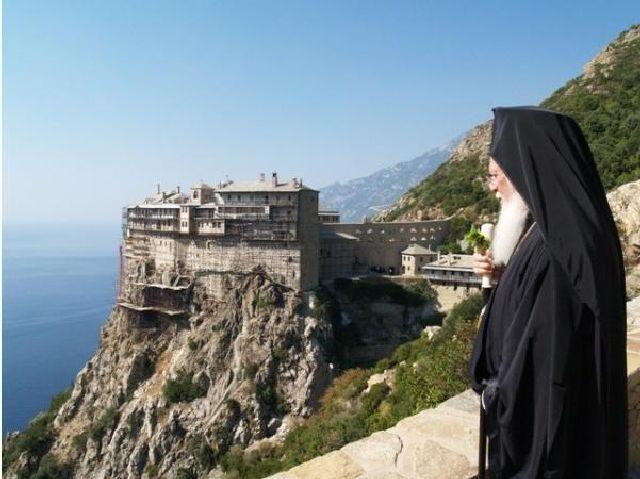 Монастырь Симонопетра, Афон