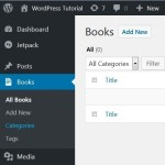 Add Default WordPress Categories and Tags to Custom Post Types