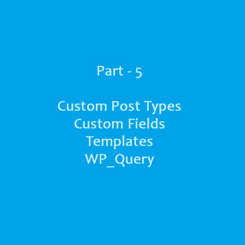Display Custom Post Types Content in WordPress Templates