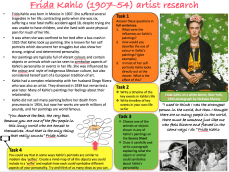 frida-kahlo-artist-research