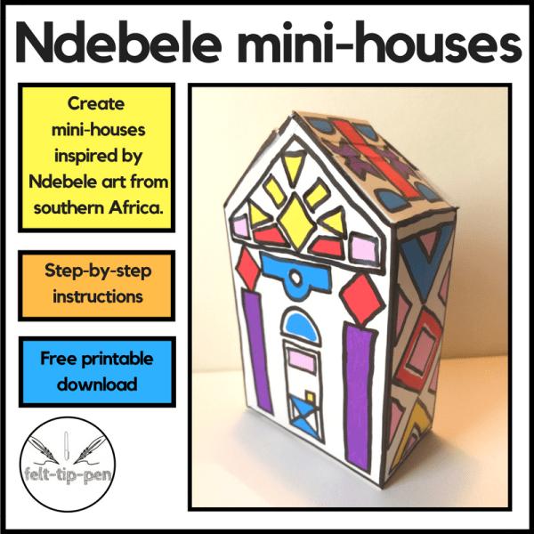 Ndebele activity worksheet