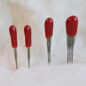 RED 38 star Multi-Purpose Felting Needles Variety Pack