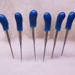 Blue Finisher 42 star Felting Needles 6 Pack