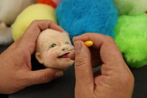 the use and care of felting needles