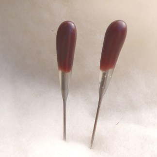 twist blade felting needles - single point 2 pack
