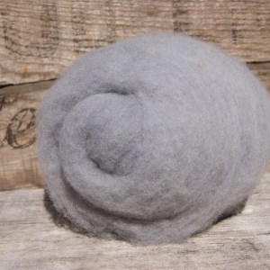 Gray - FA Needle Felting Wool