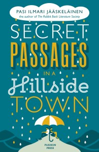 Secret Passages in a Hillside Town cover