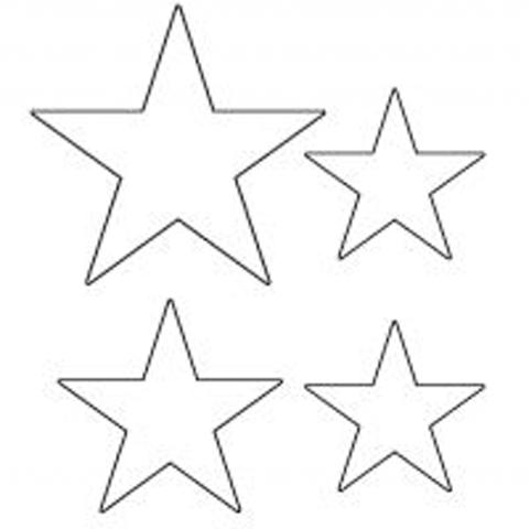Free felt tutorial-star wand