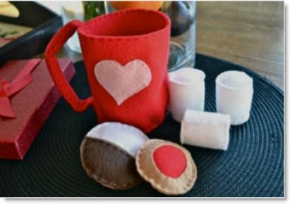 hot choc mug