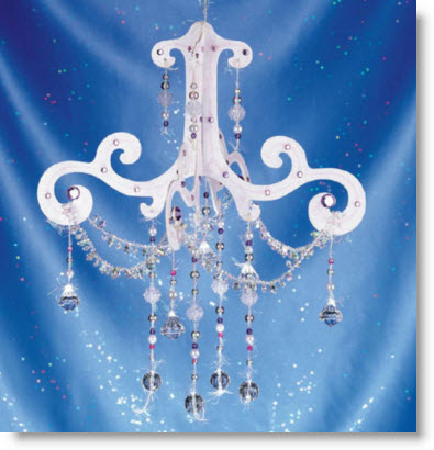I Think This Is One Stunning Chandelier And They Show Two More Ideas For Some Unique Varieties Found On Home Dzine Out Of South Africa An Online
