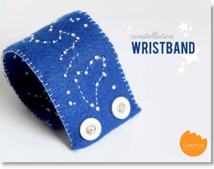 Constellation Wristband
