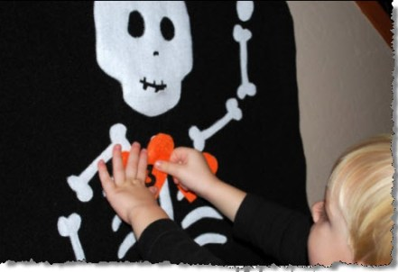 Skeleton Fun Pattern1