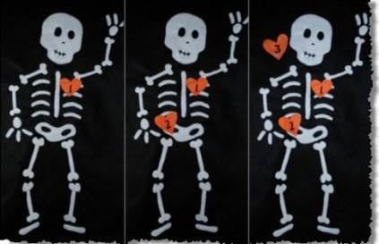 Skeleton Fun Pattern2