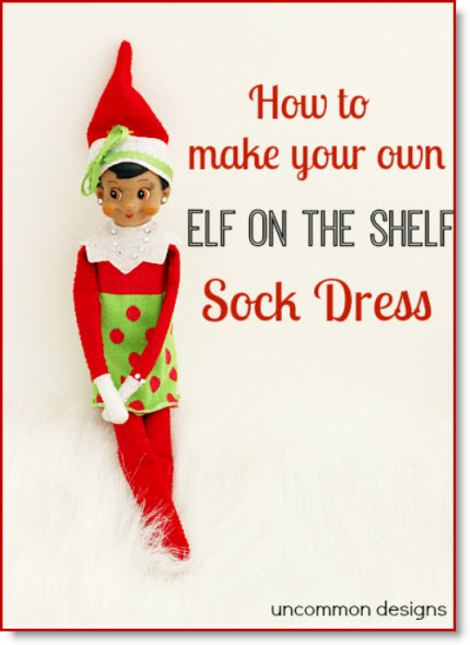 Elf on the shelf dress