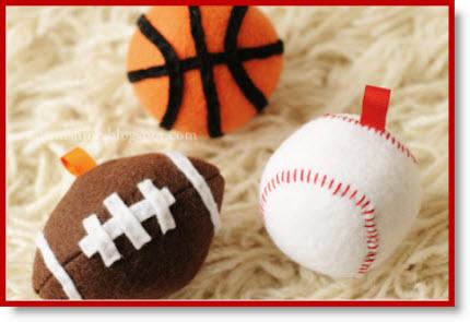 Free Sports Ball Pattern