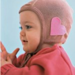 Felt Heart Hat
