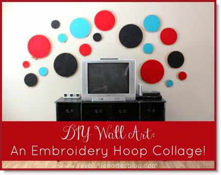 Hoop Collage