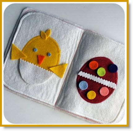 Felt Egg Design Book