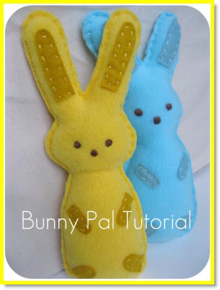 bunny pal tutorial