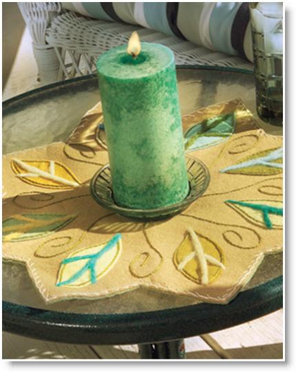 candle matt