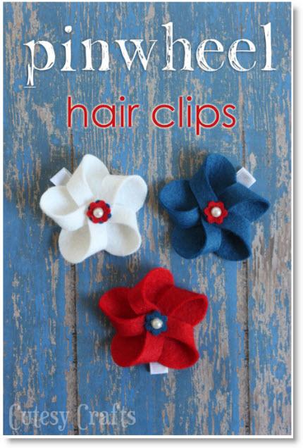 4th hair clips