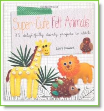 How To: Make a Mini Felt Cactus, Hamster & Heart