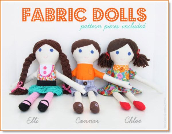 boy & Girl dolls