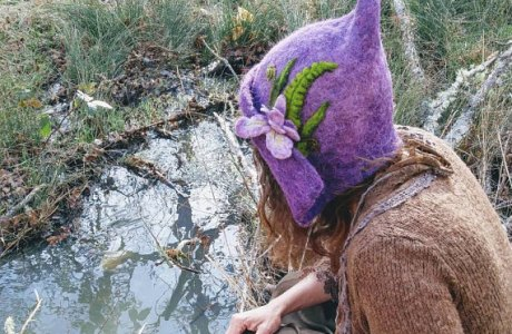 Etsy Feature – EnchantedFeltworks