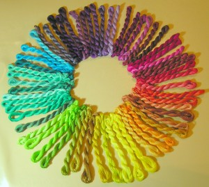 thread color wheel