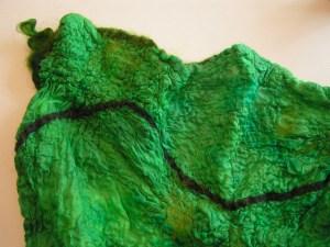 Texture Green Nuno