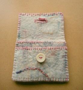 inside purse