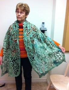 maureens cut scarf