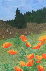 form poppy field