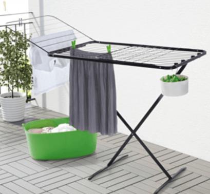Mulig drying rack