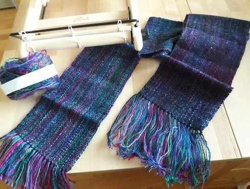 challenge scarf