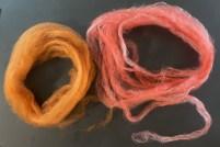 06 silk hankies ready to spin