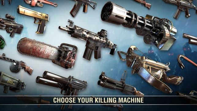 dead trigger 2 mod apk