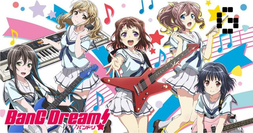 bang dream girls band party mod apk