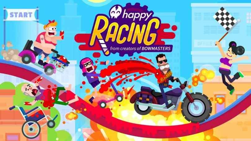 Happy Racing Mod Apk