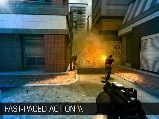 forward assault mod apk