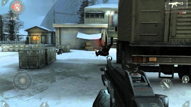 modern combat 3 apk