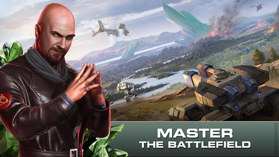 command and conquer rivals mod apk