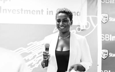 An interview with FEM-START Africa Co-founder Leticia Browne